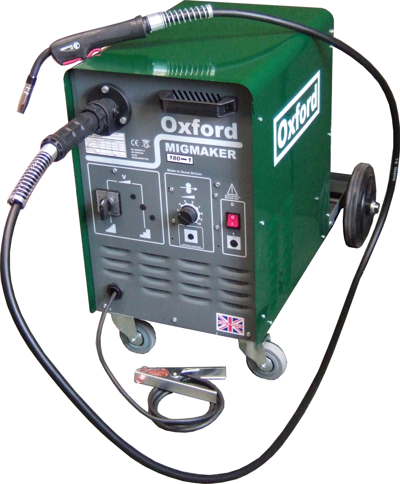 Oxford Welding Single Phase Mig